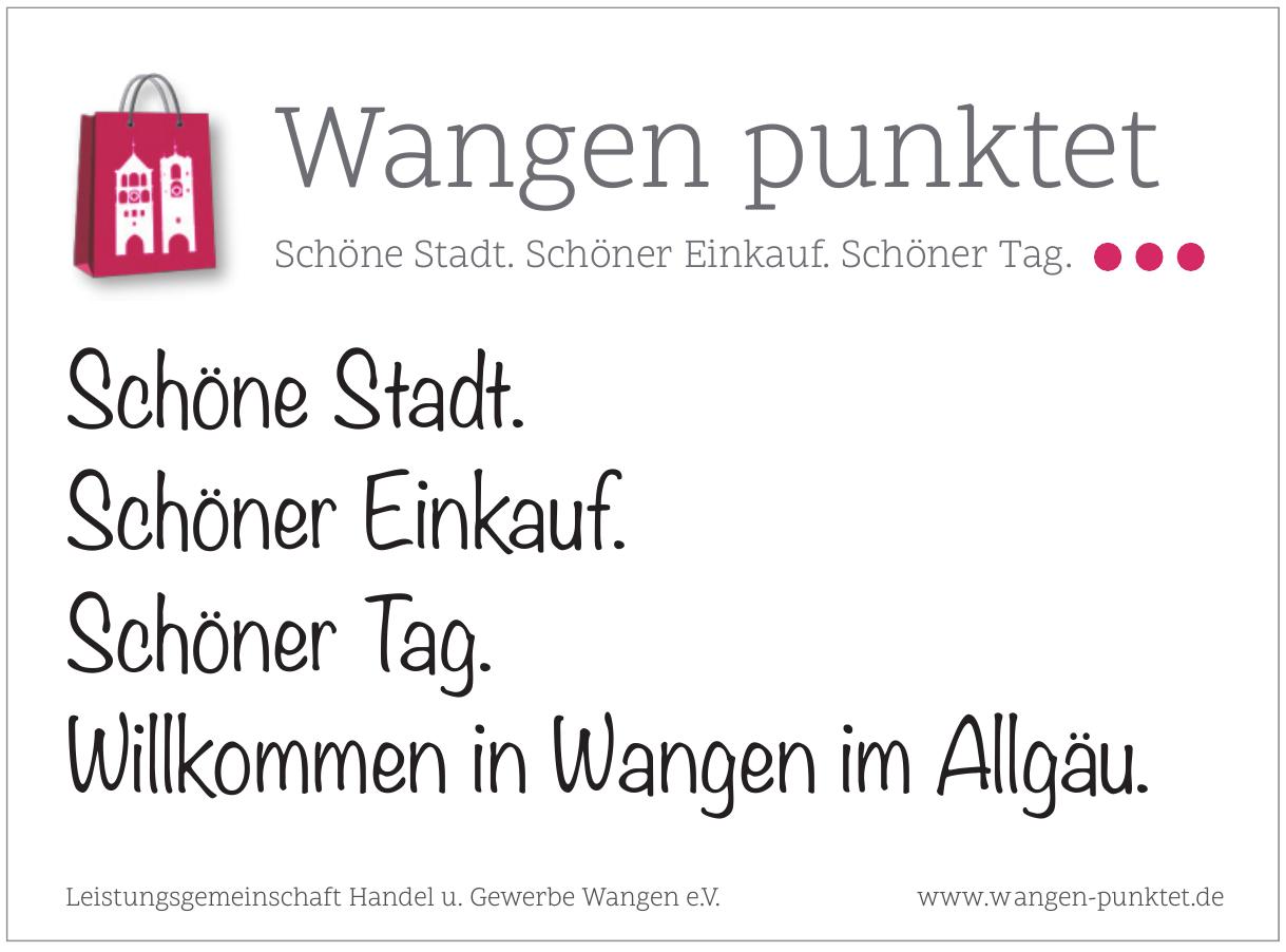 Leistungsgemeinschaft Handel u. Gewerbe Wangen e.V.