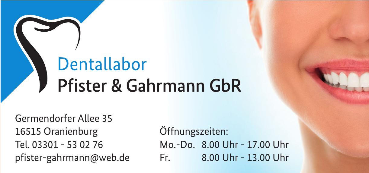 Dentallabor Pfister & Gahrmann GbR