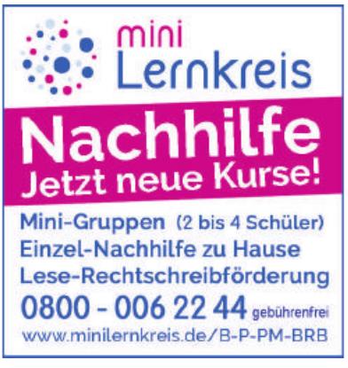 Mini Lernkreis