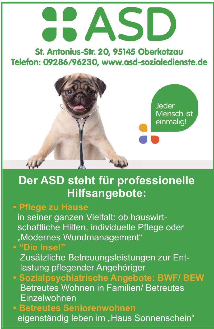 ASD Soziale Dienste