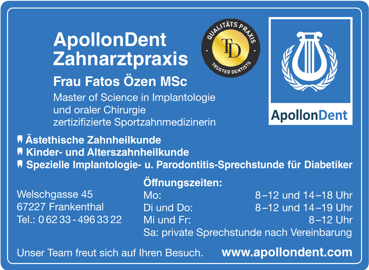 ApollonDent Zahnarztpraxis