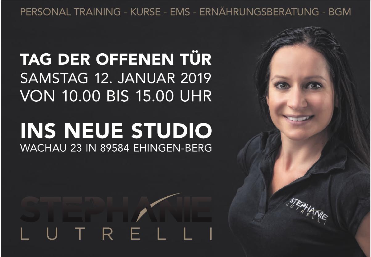 Studio Stephanie Lutrelli