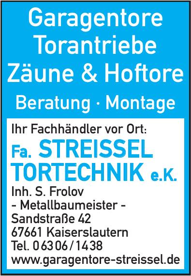 Streissel Tortechnik e.K.