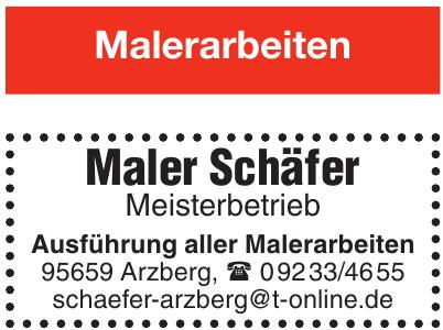 Maler Schäfer Meisterbetrieb