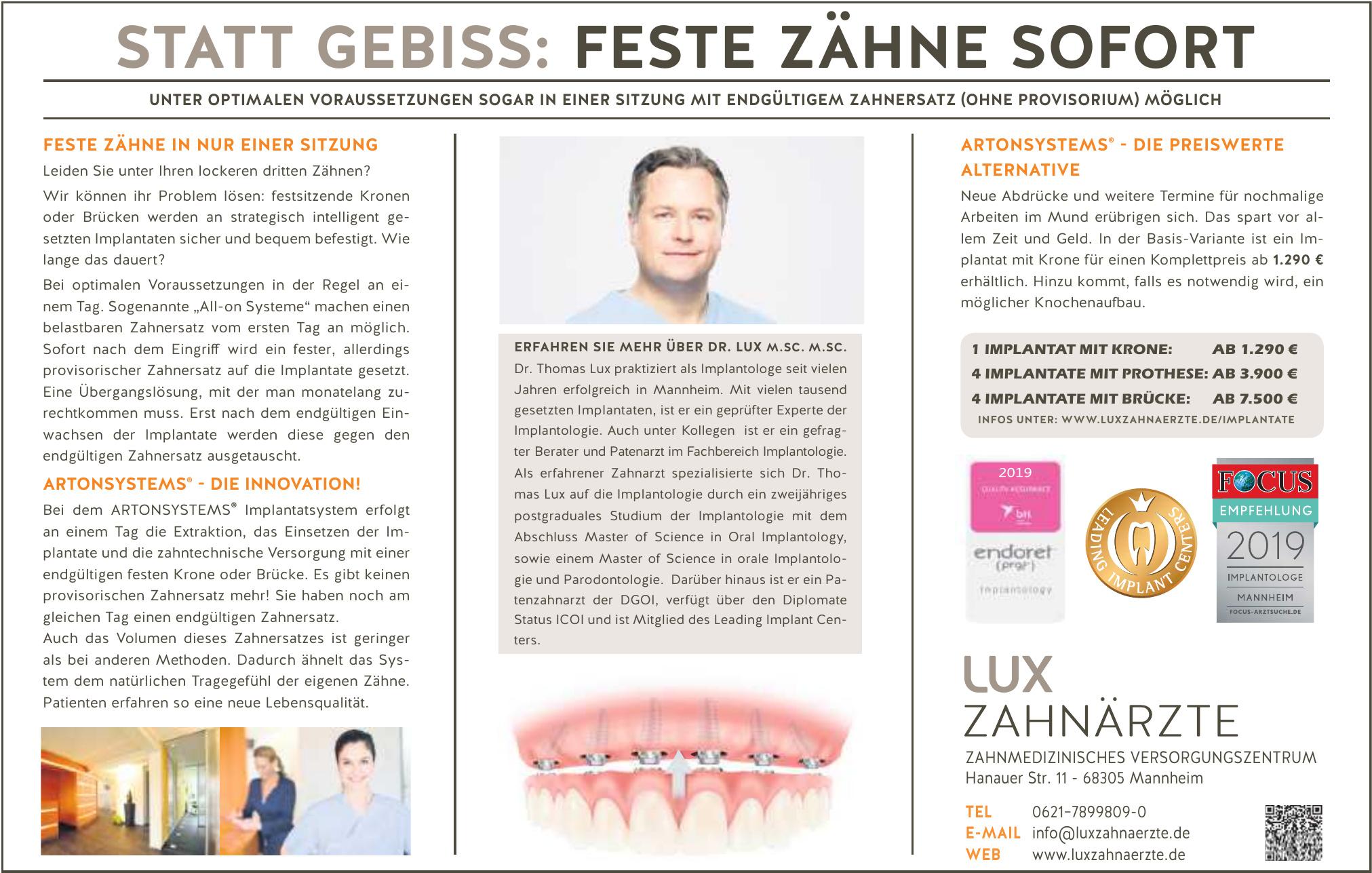 Lux Zahnärzte