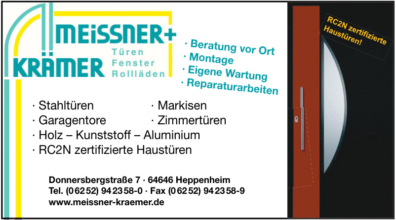 Meissner + Krämer