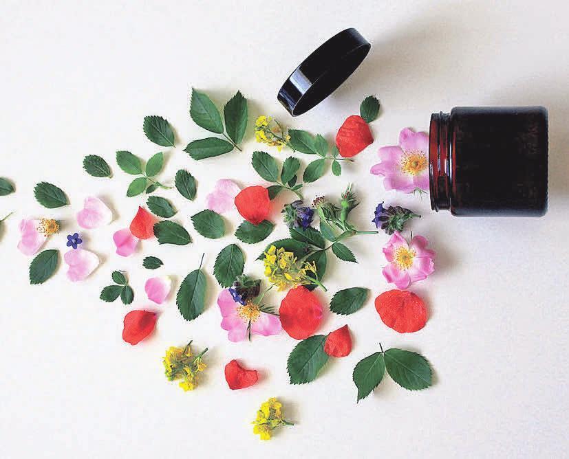 Bei der Herstellung von Naturkosmetik werden natürliche Inhaltsstoffe verwendet. Foto: pixabay/ monfocus
