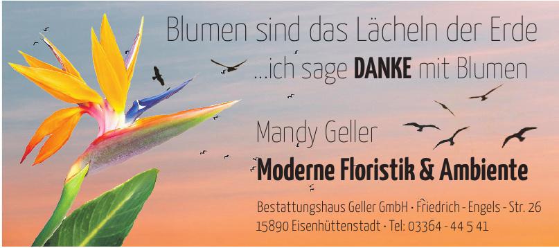 Bestattungshaus Geller GmbH