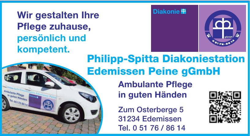 Philipp-Spitta Diakoniestation Edemissen Peine gGmbH