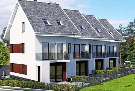 Begehrte Neubauten: In der Grenzsstraße realisiert die Kirsan Bau GmbH mehrere Einfamilienhäuser. FOTO: KIRSAN BAU GMBH / KIRSAN BAU GMBH