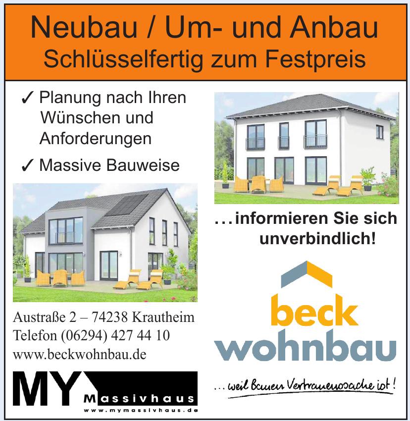 Beck Wohnbau