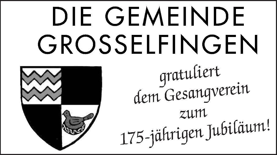Die Gemeinde Grosselfingen