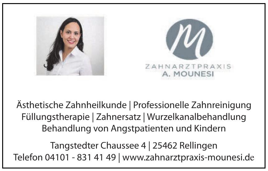 Zahnarztpraxis A. Mounesi
