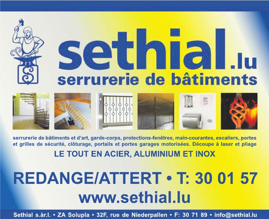 Senthial s.á.r.l.