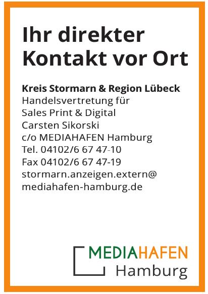 Mediahafen Hamburg-Kreis Stormarn & Region Lübeck