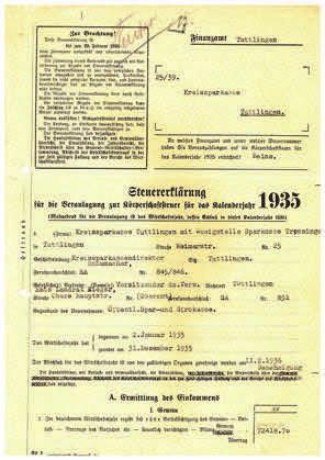 Historie der Kreissparkasse in Trossingen Image 5