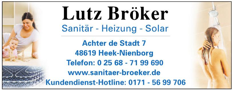 Lutz Bröker