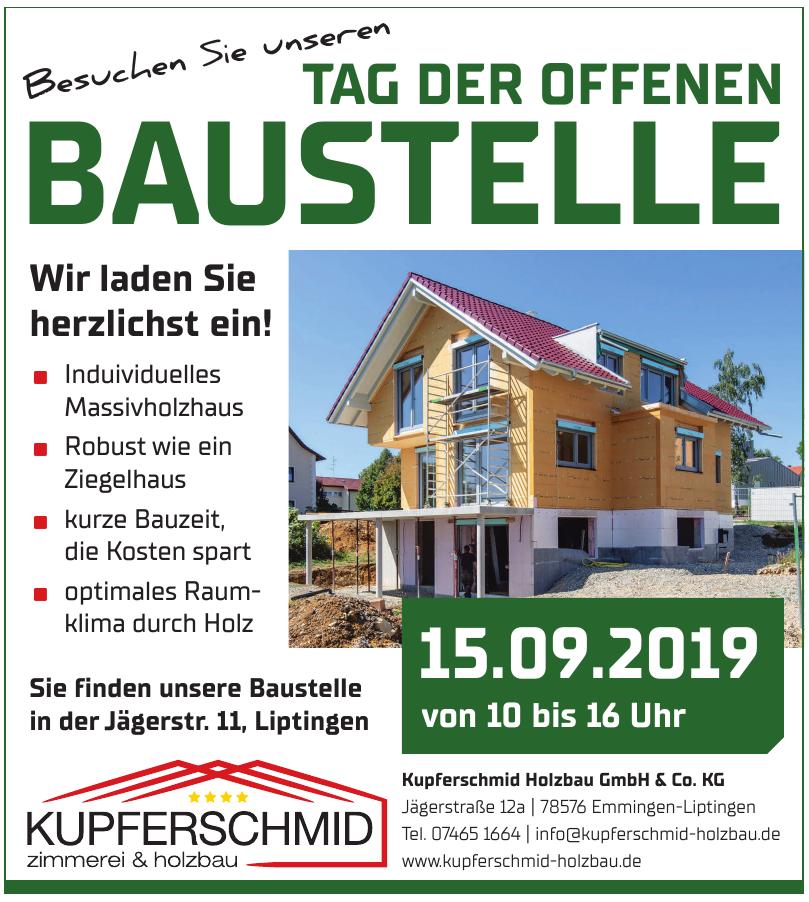 Kupferschmid Holzbau GmbH & Co. KG
