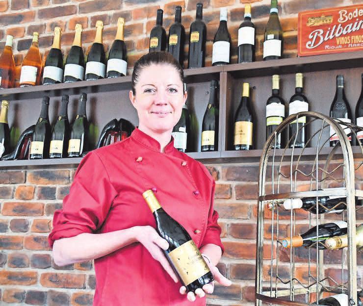 Das Ahlemer Heimspiel von Kornelia Petri lockt mit feiner Winterküche und passender Weinempfehlung.