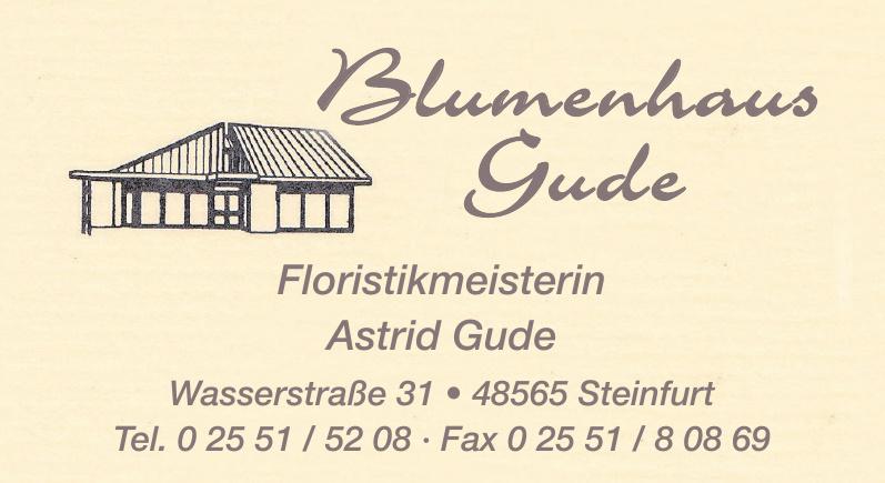 Blumenhaus Gude