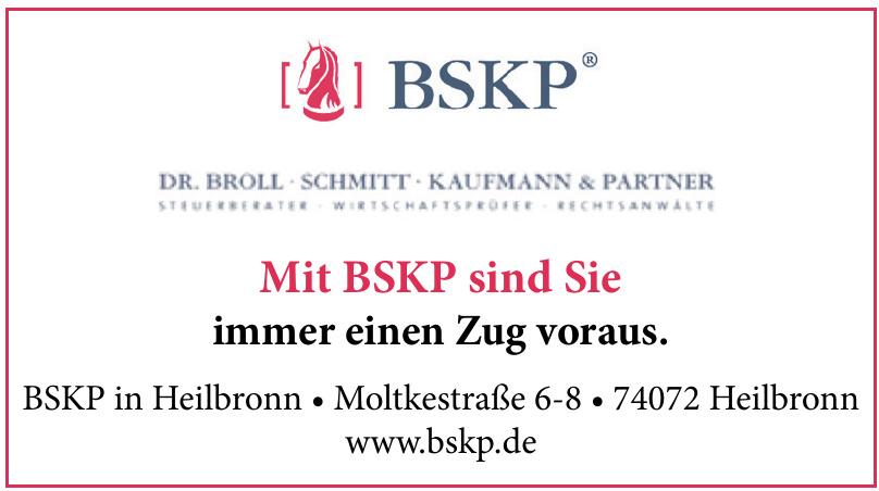 BSKP in Heilbronn