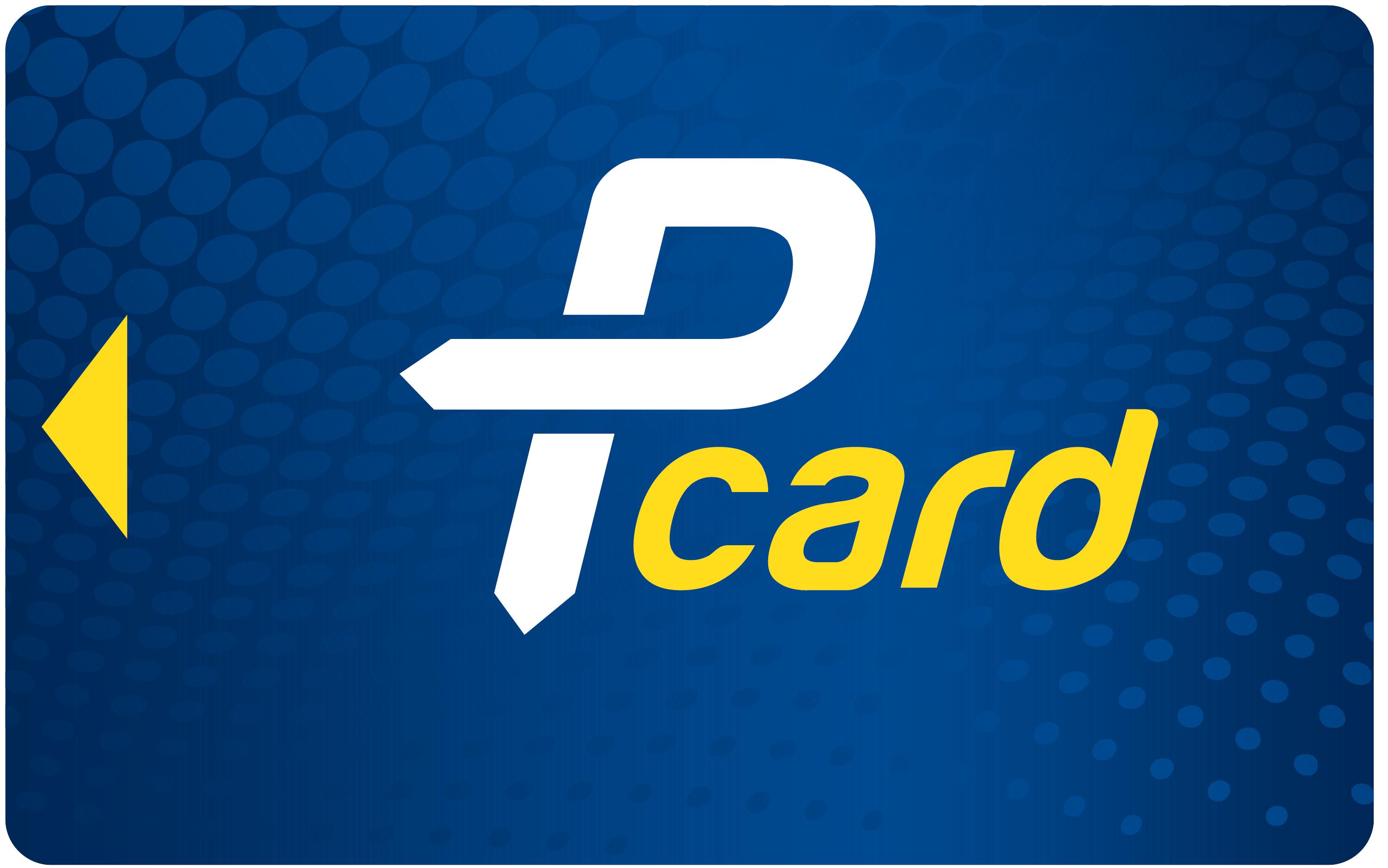 Mit der cleveren P Card ist bargeld und kontaktloses Parken möglich.