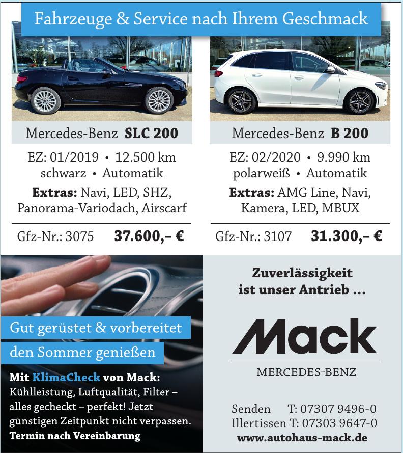 Mack Fahrzeuge