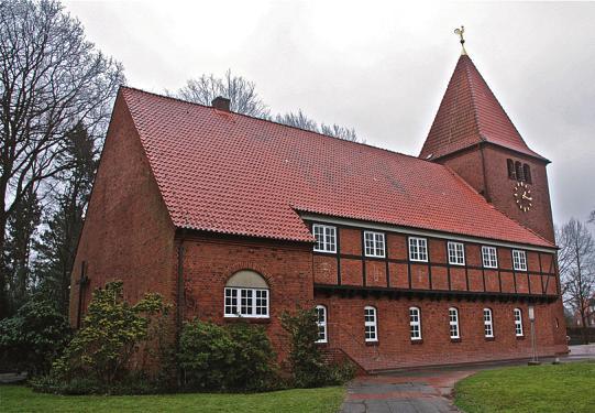 Wellingsbüttel: Klein, aber grün und oho  Image 1