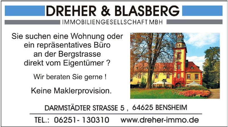 Dreher & Blasberg Immobiliengesellschaft mBH