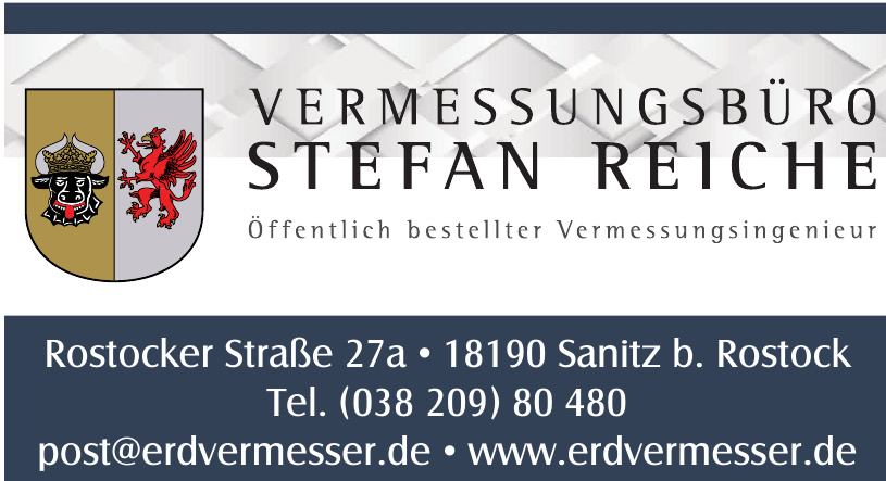 Vermessungsbüro Stefan Reiche