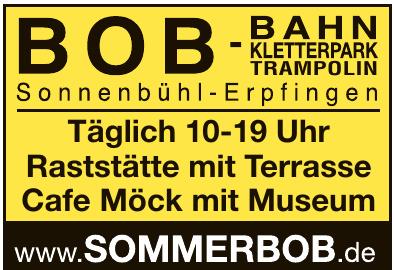 Bob-Bahn Kletterpark Sonnenbühl - Erpfingen
