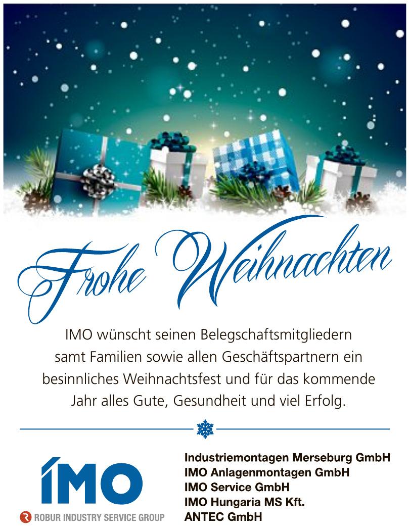 Industriemontagen Merseburg GmbH