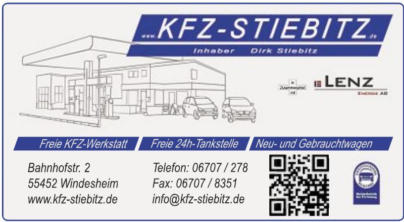 Kfz-Stiebitz