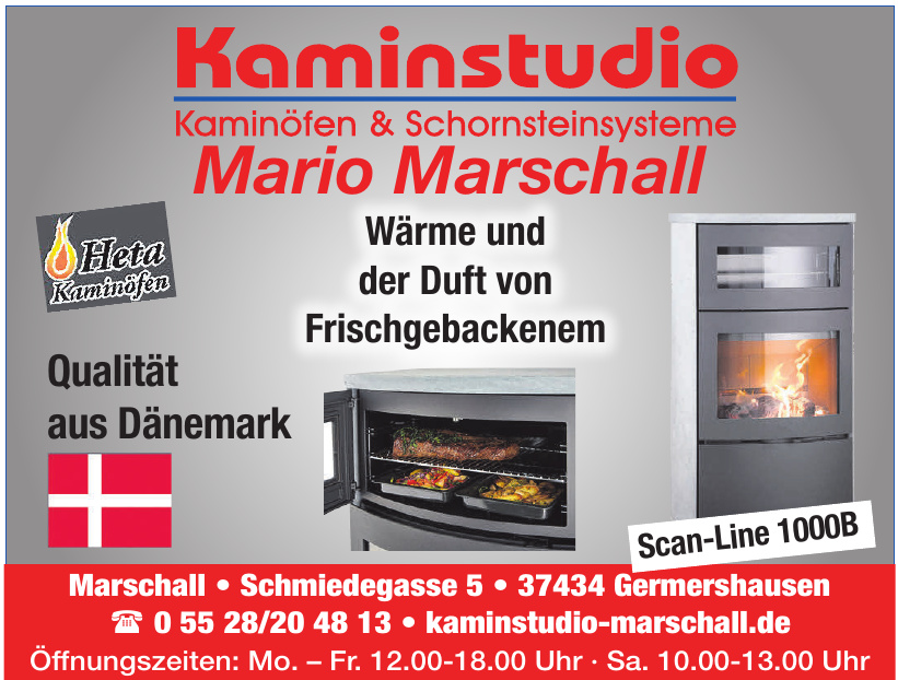 Kaminstudio Mario Marschall