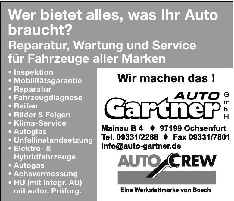 Auto Gartner GmbH