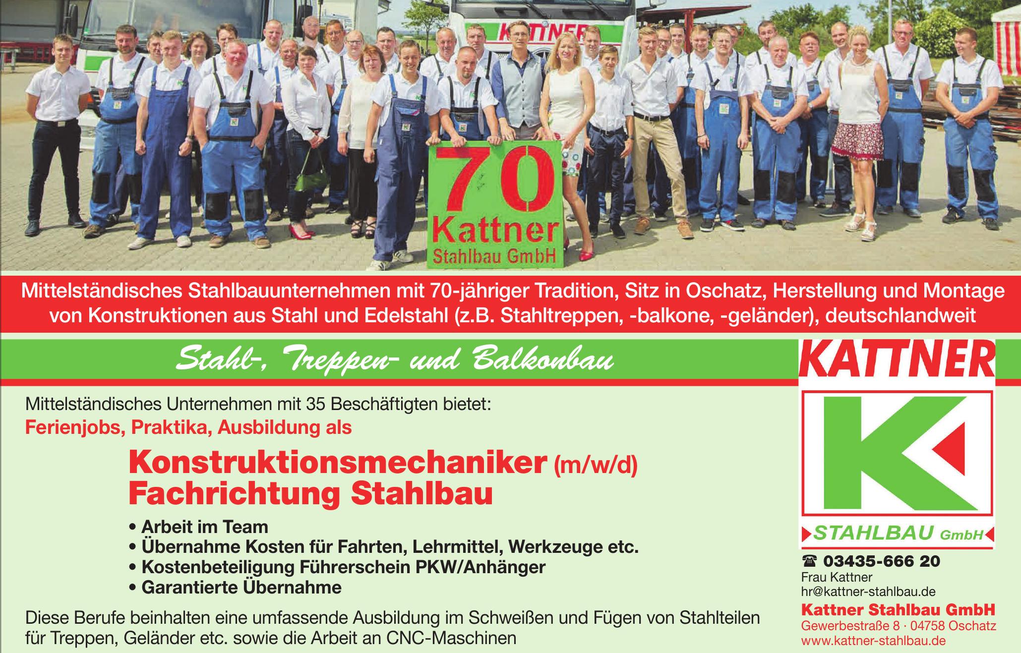 Kattner Stahlbau GmbH