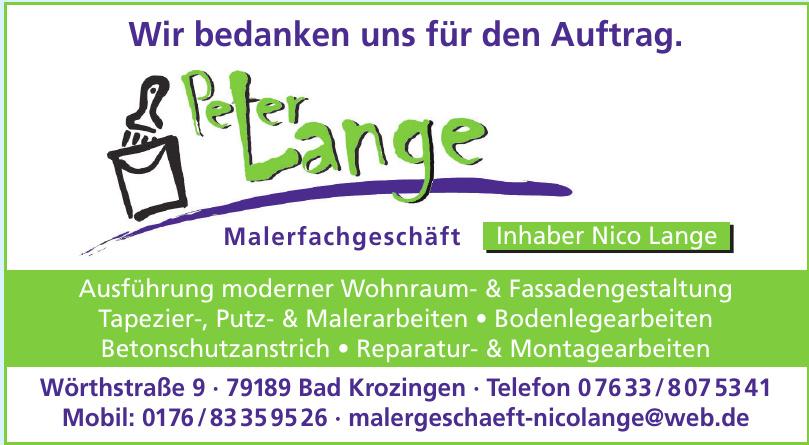 Petr Lange