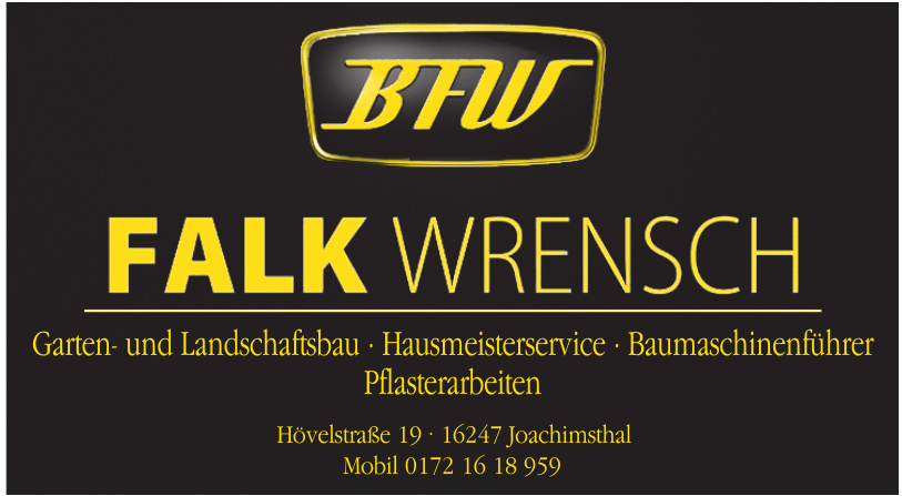 Falk Wrensch