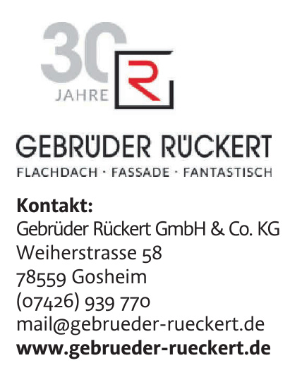 Gebrüder Rückert GmbH & Co. KG