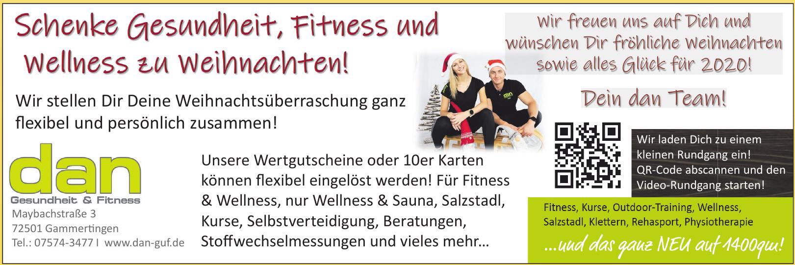 dan Gesundheit & Fitness UG