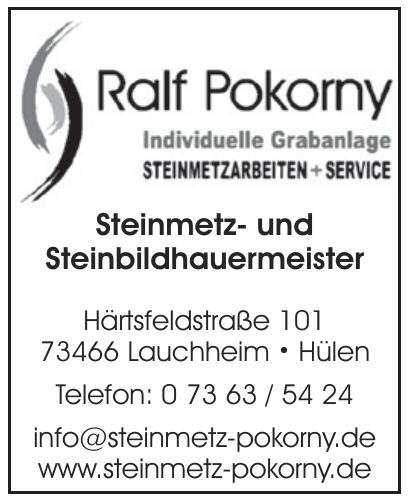 Ralf Pokorny Steinmetz- und Steinbildhauermeister