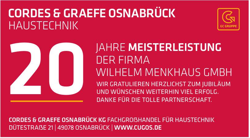 Cordes & Graefe Osnabrück KG