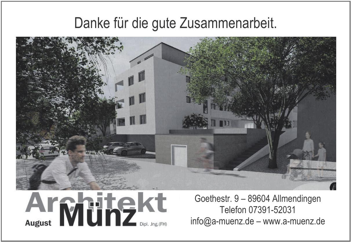 Architekt Münz
