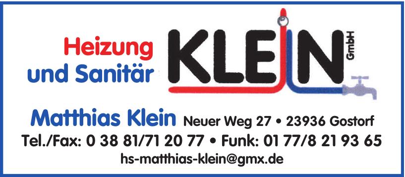 Matthias Klein GmbH