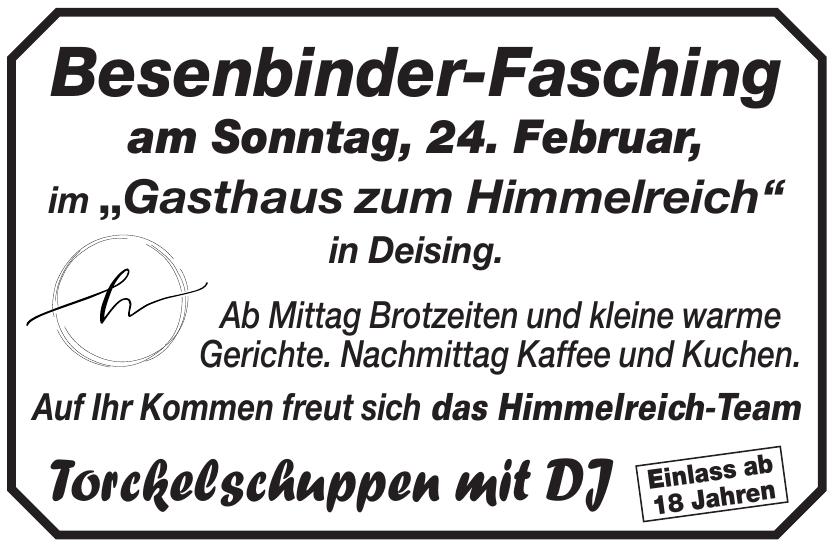 """""""Gasthaus zum Himmelreich"""""""