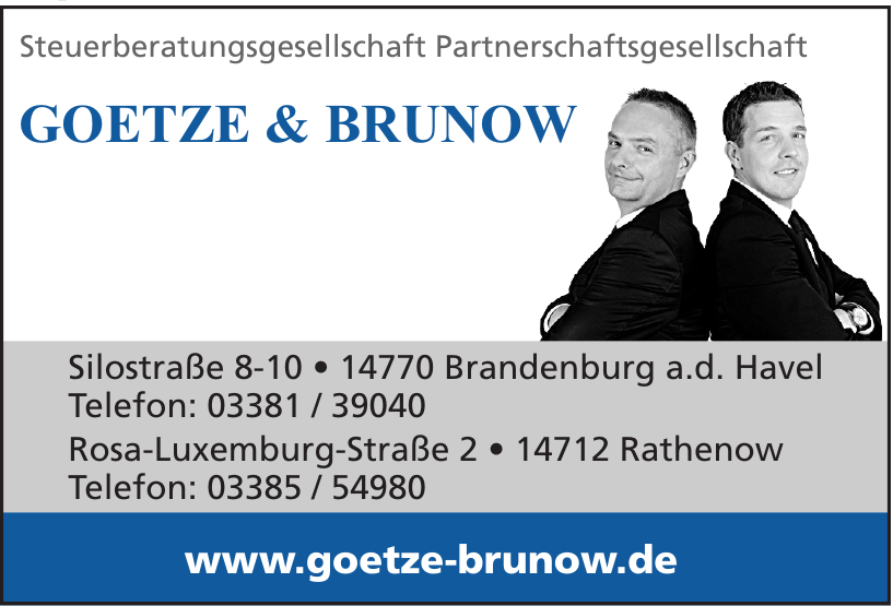 Goetze & Brunow