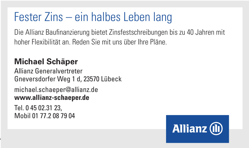 Allianz - Michael Schäper