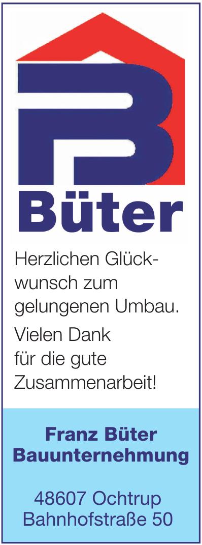Franz Büter Bauunternehmung