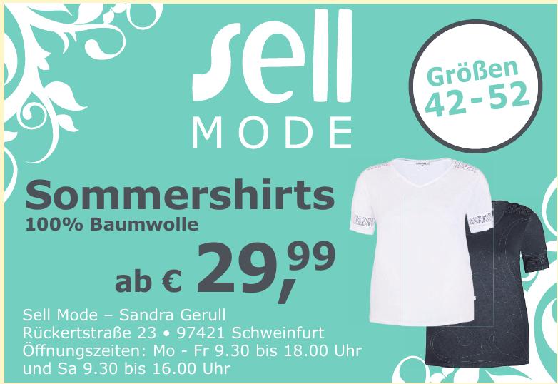Sell Mode - Sandra Gerull