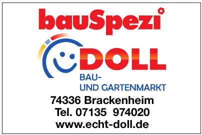 bauSpezi Doll